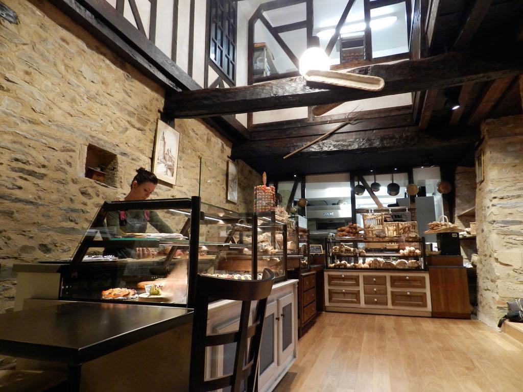 la boulangerie du ch teau ardeker agencement de boulangerie. Black Bedroom Furniture Sets. Home Design Ideas
